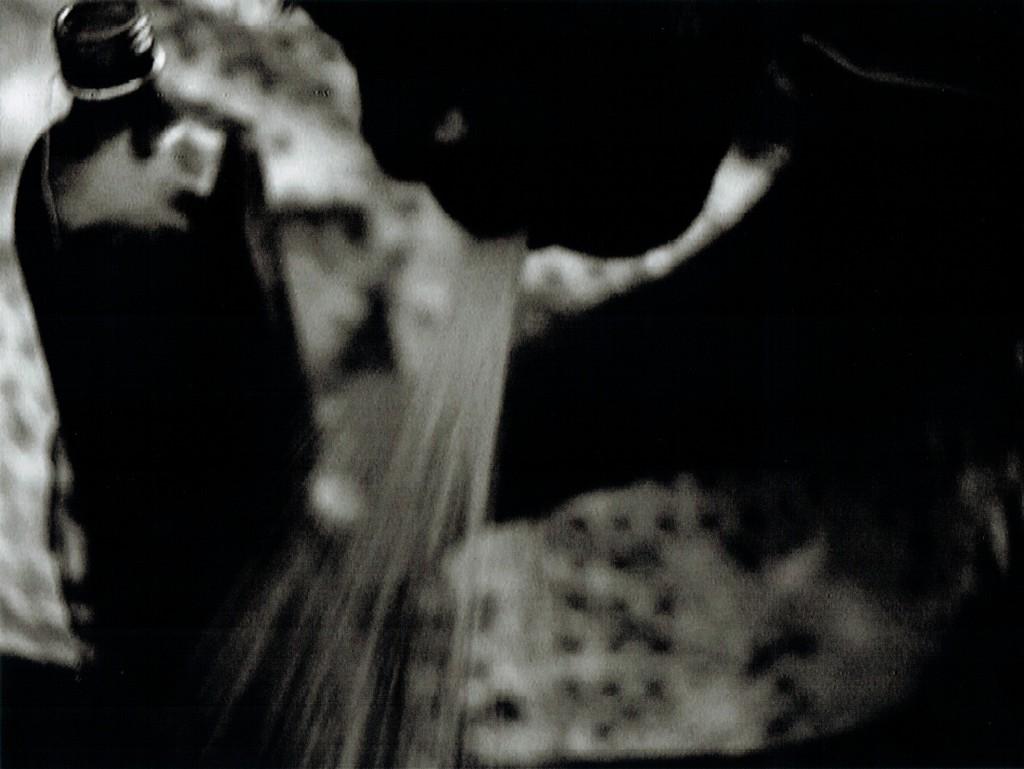 Gin und Blut sind wichtige Zutaten für Voodoo-Rituale.