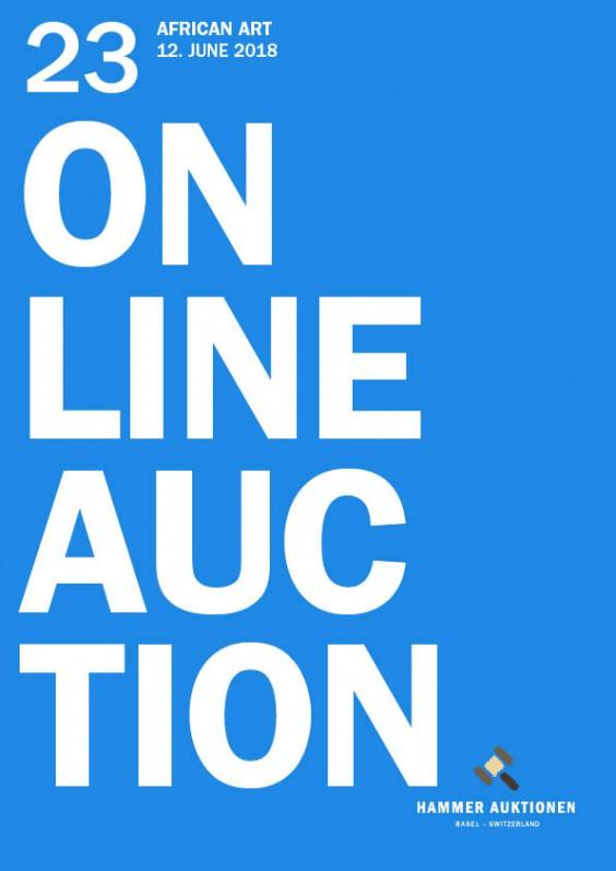 Online Sale – African Art