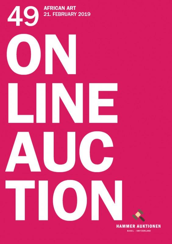 Hammer Auktion 49 / African Art