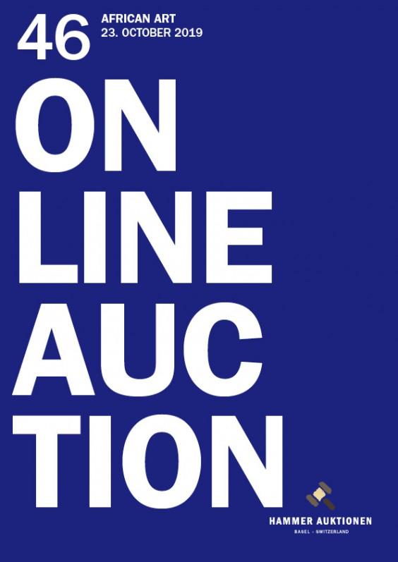 Hammer Auktion 46 / African Art