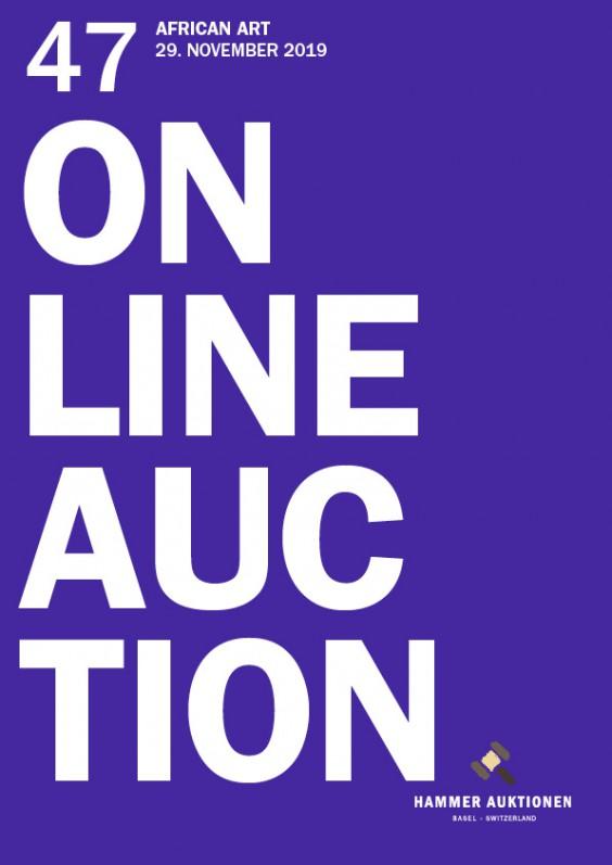 Hammer Auktion 47 / African Art Online