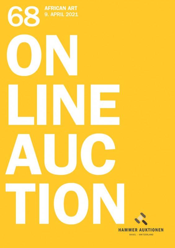 Hammer Auktion 68 / African Art