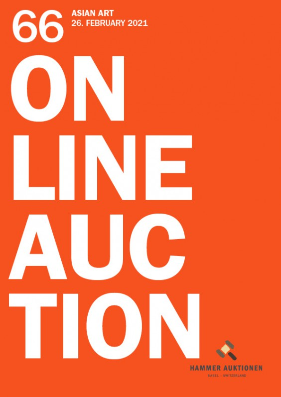 Hammer Auktion 66 / Asian Art