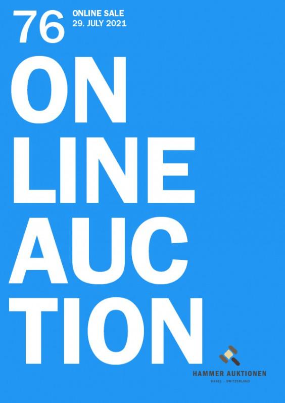 Hammer Auktion 76 / African Ethnogr & Ethnic Textiles