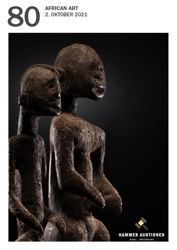 Hammer Auktion 80 / African Art