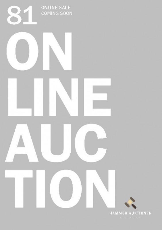 Hammer Auktion 81