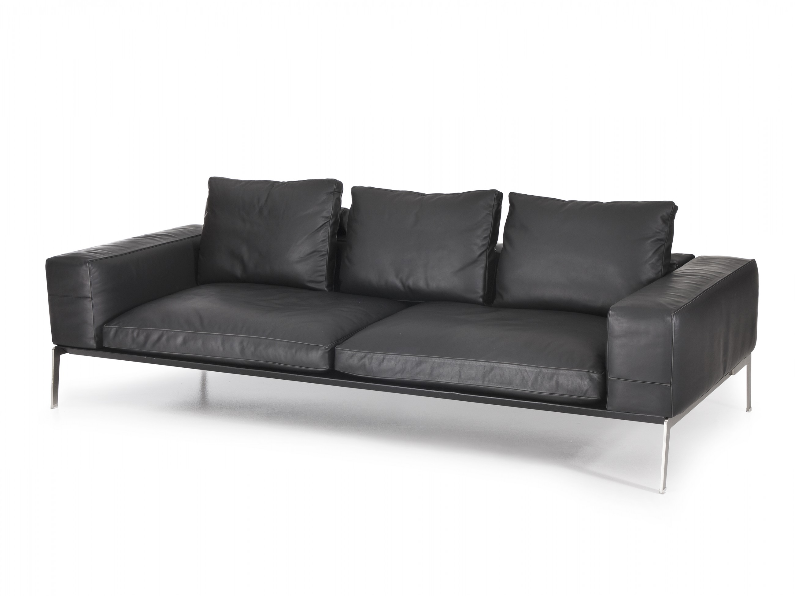 flexform lifesteel sofa hammer auktionen z rich. Black Bedroom Furniture Sets. Home Design Ideas