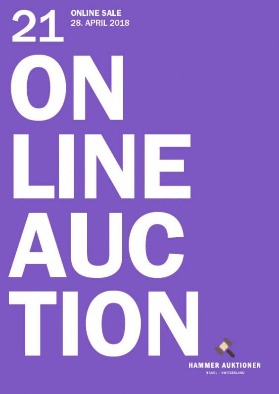 Online Sale Hammer Auktionen Basel Switzerland