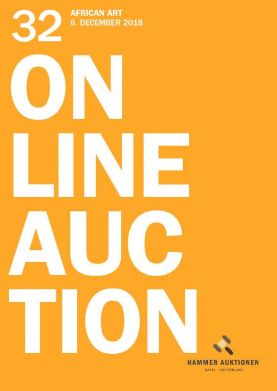 Hammer Auktion 32 / African Art & Jewellery