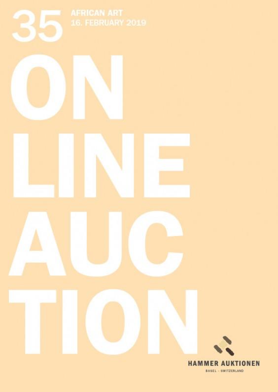 Hammer Auktion 35 / African Art