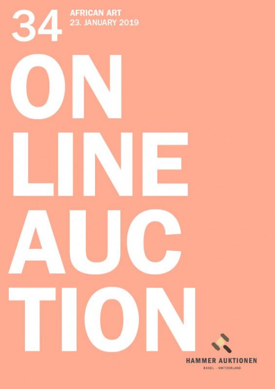 Hammer Auktion 34 / African Art