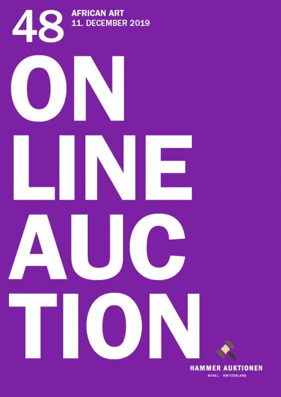 Hammer Auktion 48 / African Art Online