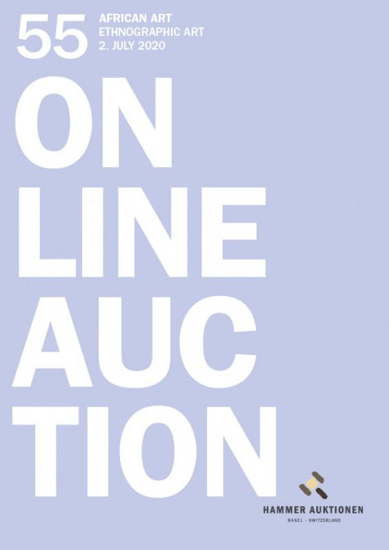 Hammer Auktion 55 / African Art, Ethnographic Art