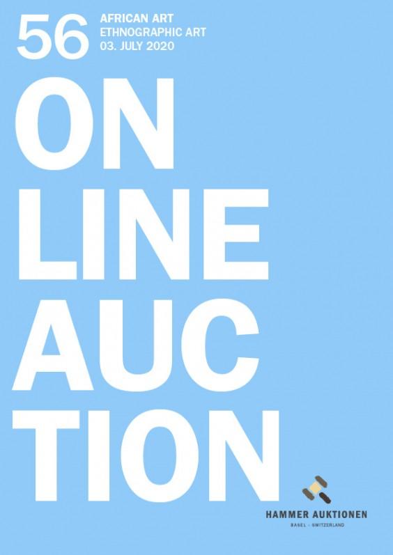 Hammer Auktion 56 / African Art, Ethnographic Art