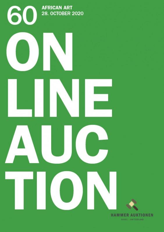 Hammer Auktion 60 / African Art