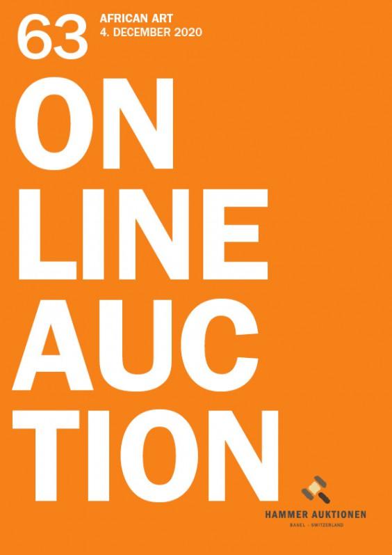Hammer Auktion 63 / African Art