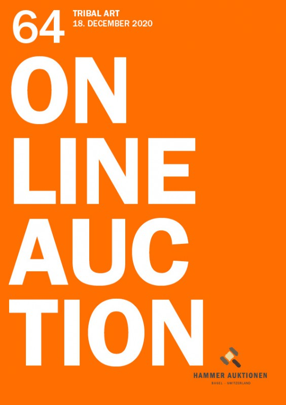 Hammer Auktion 64 / Tribal Art