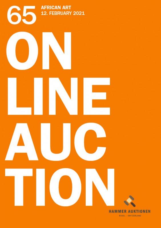 Hammer Auktion 65 / African Art