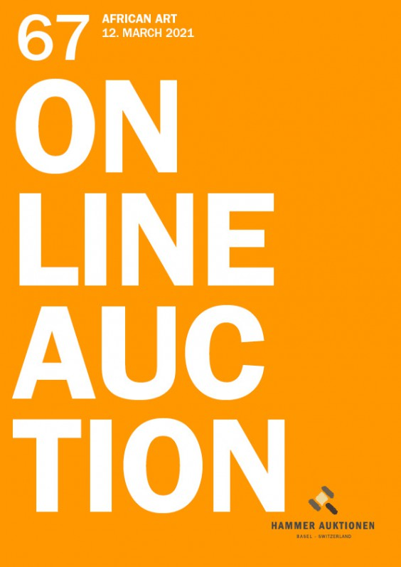Hammer Auktion 67 / African Art