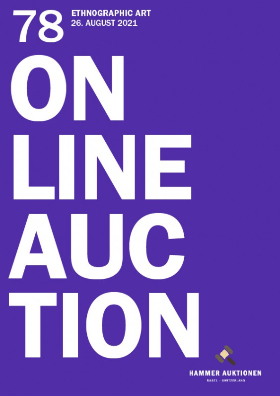 Hammer Auktion 78 / Ethnographic Art
